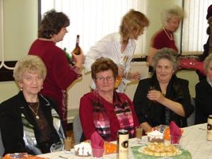 2009. december - Intézményi Nyugdíjasok Karácsonya