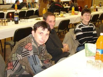 2009. december - Mozgássérültek karácsonya