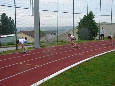 2010. májusi megyei atlétikai verseny