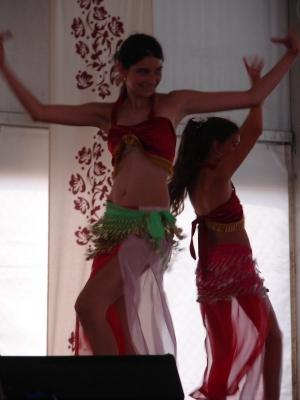 Előadók, kulturális fesztivál
