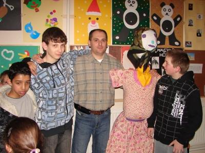 Iskolás farsang 2010